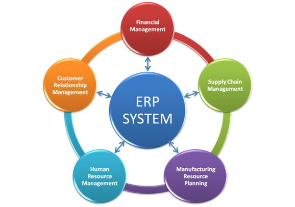 Boosting hr efficiency with an enterprise resource planning system